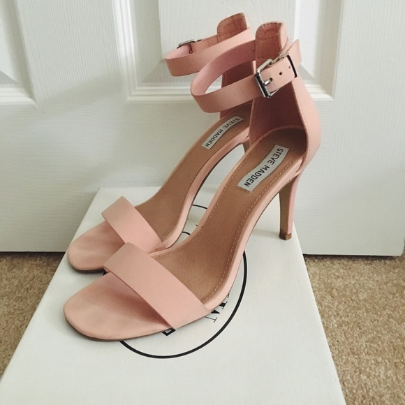 Steve Madden Light Pink Heels | Poshmark